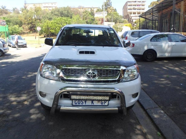 Toyota Hilux 3.0 2008 photo - 9