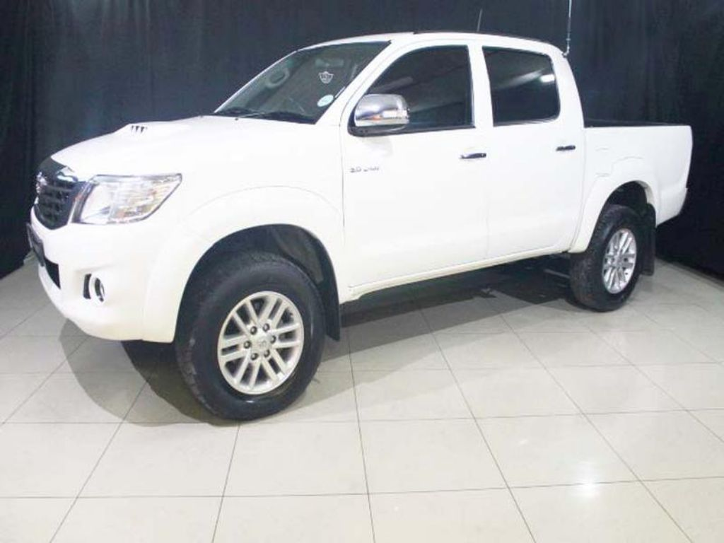 Toyota Hilux 3.0 2012 photo - 1