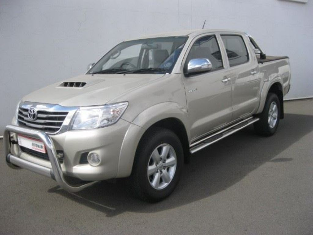 Toyota Hilux 3.0 2012 photo - 10