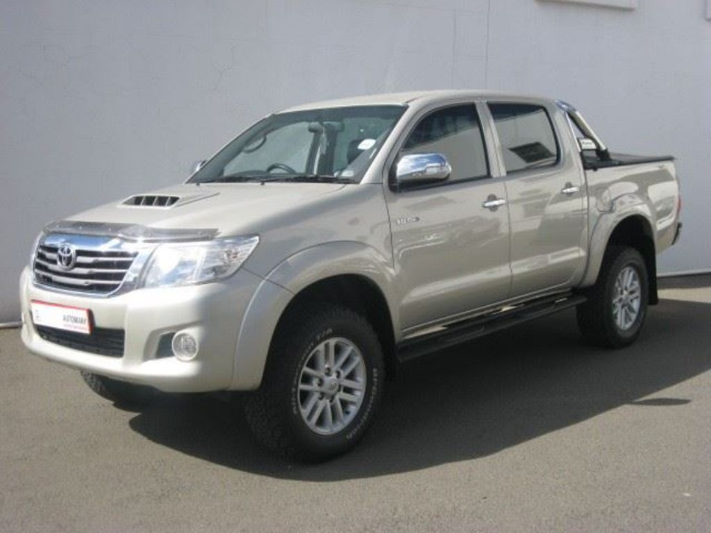 Toyota Hilux 3.0 2012 photo - 12