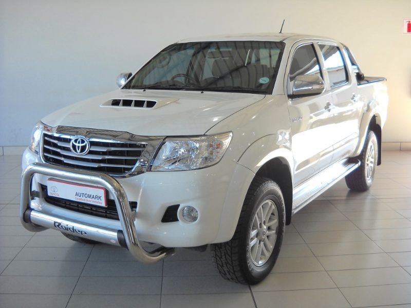 Toyota Hilux 3.0 2012 photo - 3