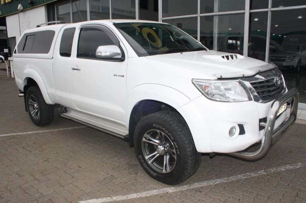Toyota Hilux 3.0 2012 photo - 7