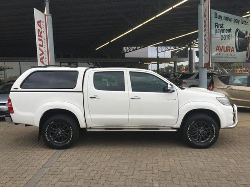 Toyota Hilux 3.0 2012 photo - 8