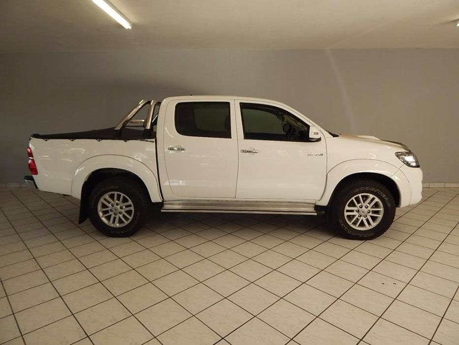 Toyota Hilux 3.0 2012 photo - 9