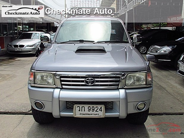 Toyota Hilux 3.4 2001 photo - 12