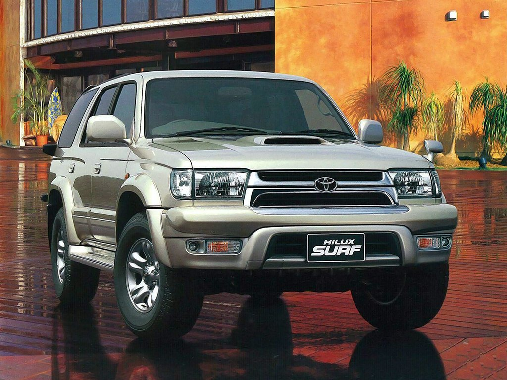 Toyota Hilux 3.4 2002 photo - 11