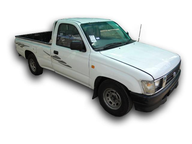 Toyota Hilux 3.4 2002 photo - 2