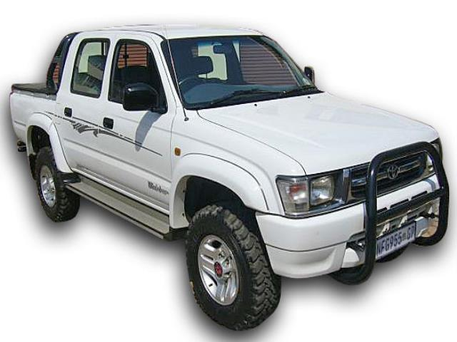 Toyota Hilux 3.4 2002 photo - 8