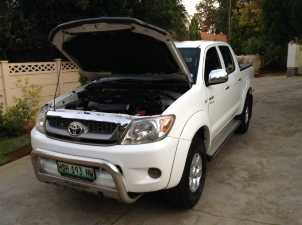 Toyota Hilux 4.0 2005 photo - 11