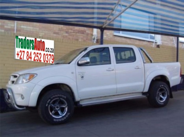 Toyota Hilux 4.0 2005 photo - 7