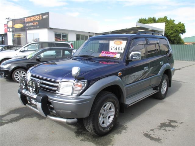 Toyota Land Cruiser Prado 2.7 1996 photo - 10