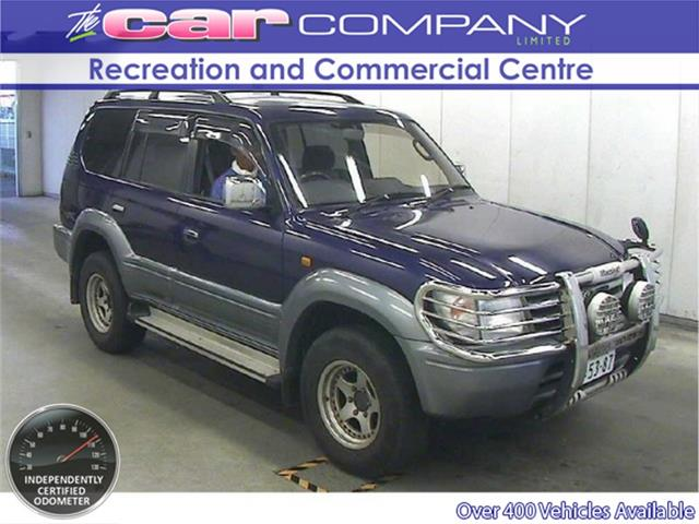 Toyota Land Cruiser Prado 2.7 1996 photo - 11