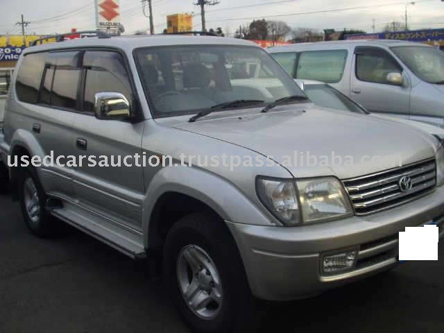 Toyota Land Cruiser Prado 2.7 1996 photo - 12