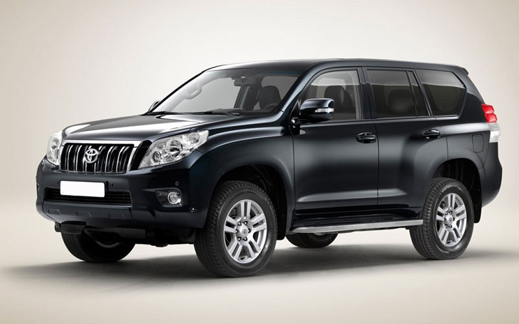 Toyota Land Cruiser Prado 2.7 2010 photo - 11