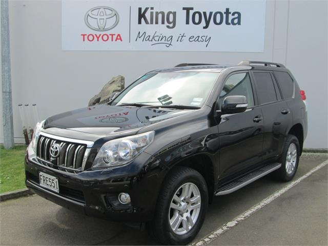 Toyota Land Cruiser Prado 2.7 2010 photo - 12