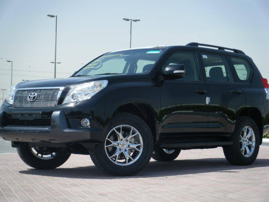 Toyota Land Cruiser Prado 2.7 2010 photo - 2