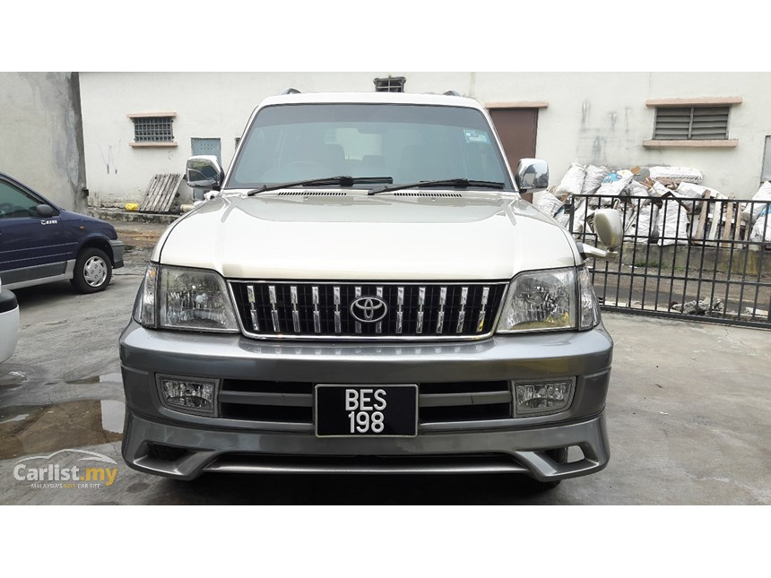 Toyota Land Cruiser Prado 2.7 2010 photo - 7