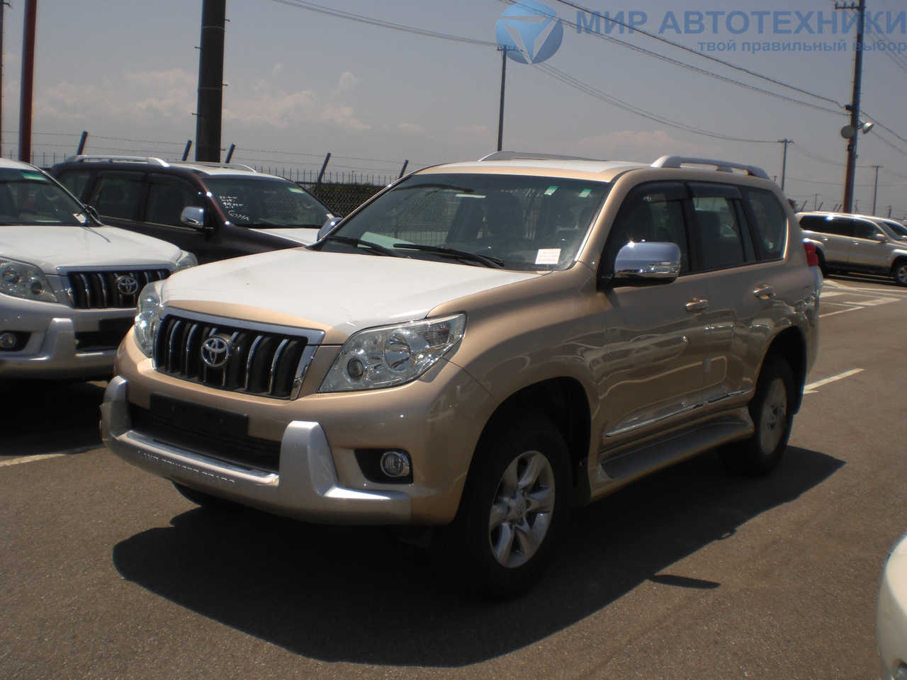 Toyota Land Cruiser Prado 2.7 2010 photo - 8
