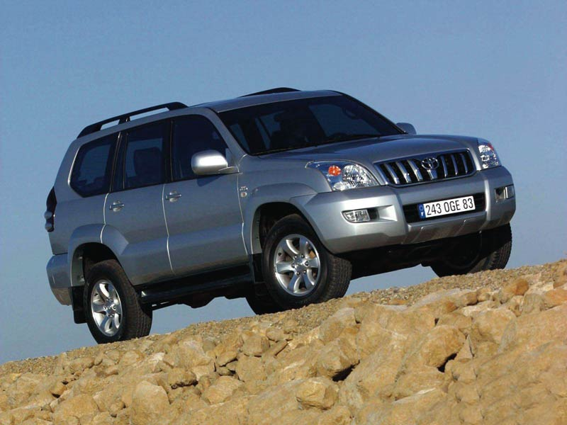 Toyota Land Cruiser Prado 2.7 2010 photo - 9