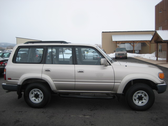 Toyota Land Cruiser Prado 3.0 1992 photo - 10