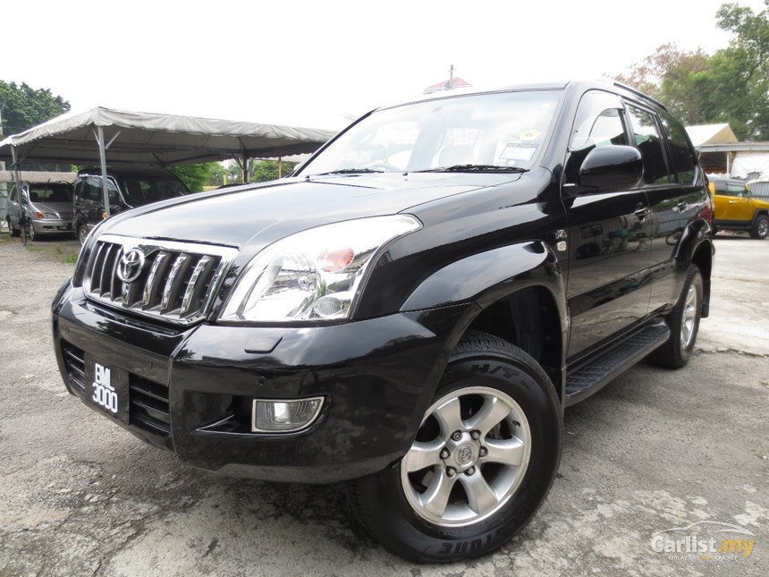 Toyota Land Cruiser Prado 3.0 2009 photo - 1