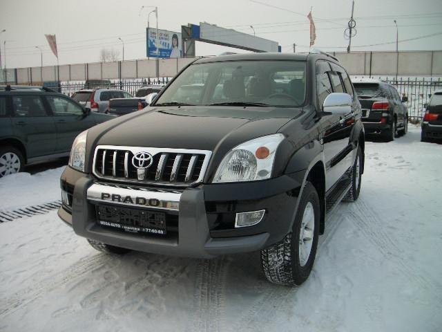 Toyota Land Cruiser Prado 3.0 2009 photo - 10
