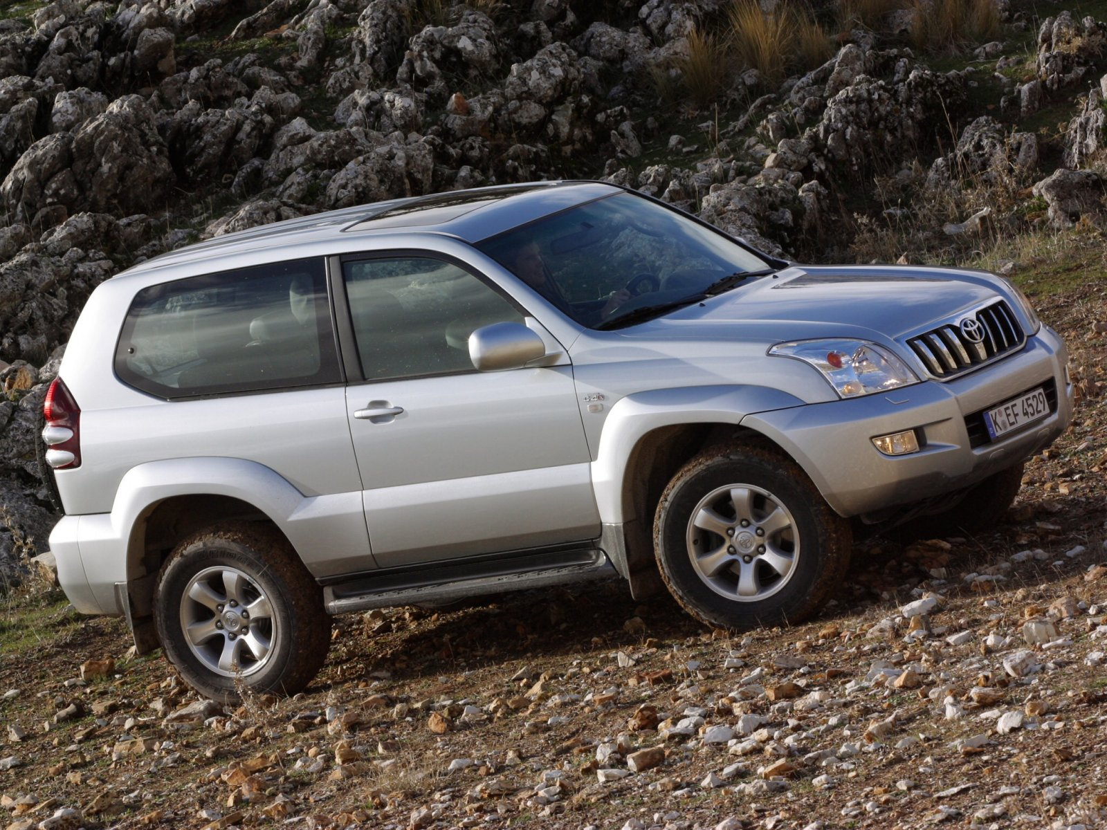 Toyota Land Cruiser Prado 3.0 2009 photo - 11