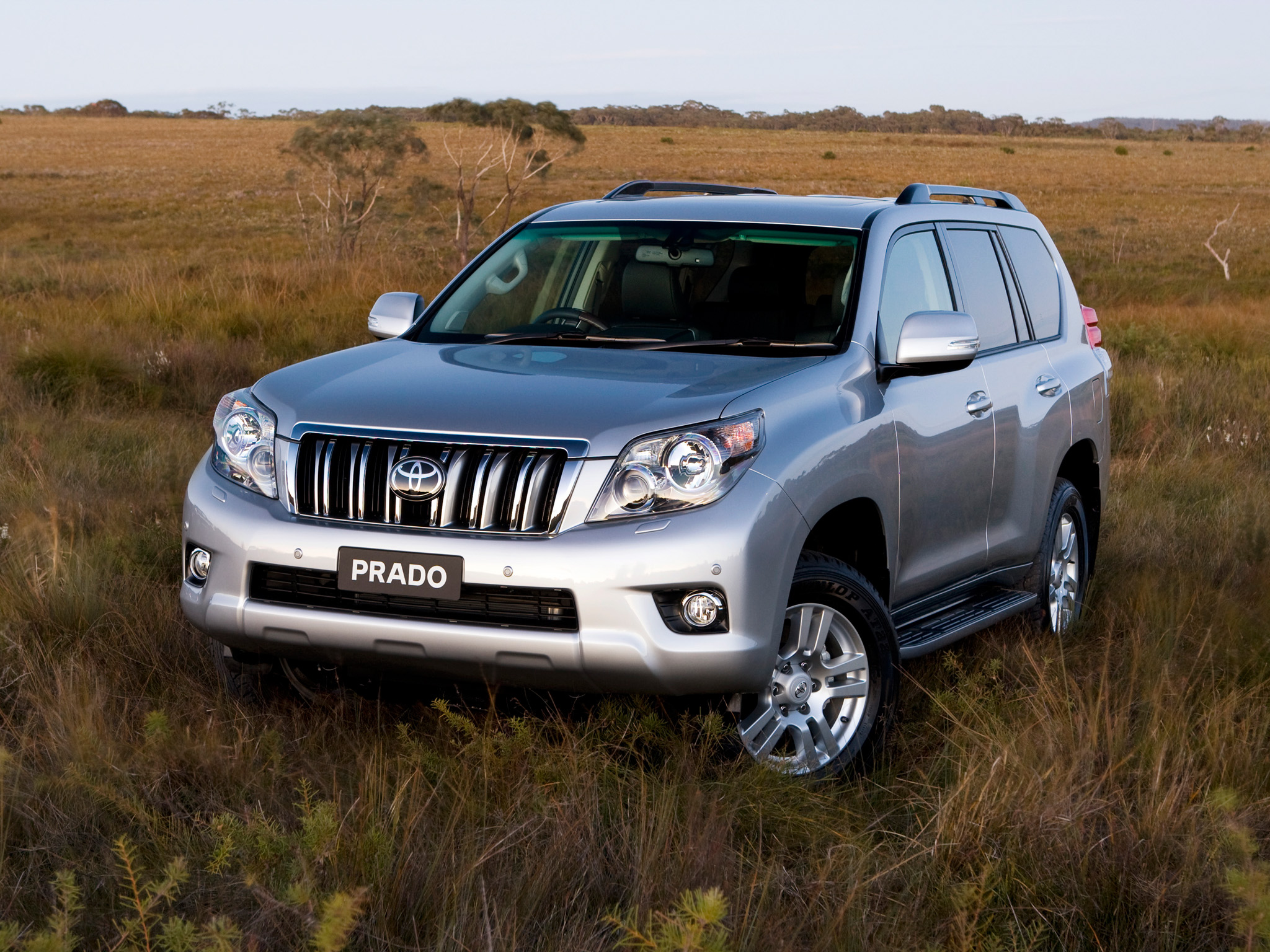 Toyota Land Cruiser Prado 3.0 2009 photo - 7