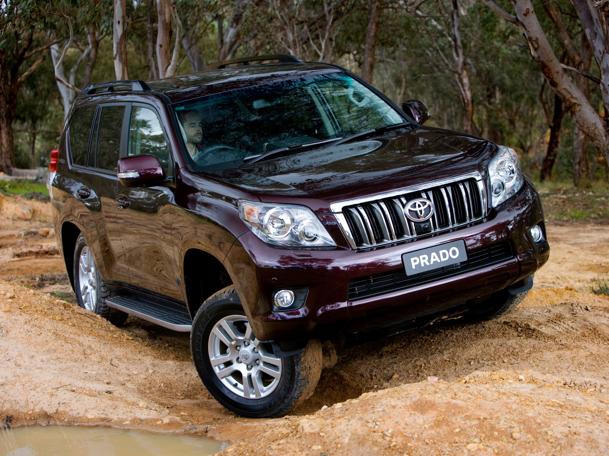 Toyota Land Cruiser Prado 3.0 2009 photo - 9