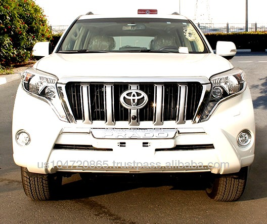 Toyota Land Cruiser Prado 3.0 2014 photo - 2