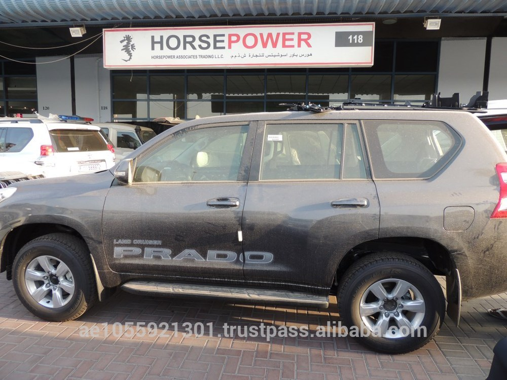 Toyota Land Cruiser Prado 3.0 2014 photo - 3
