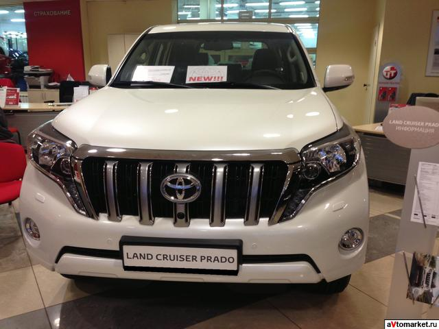 Toyota Land Cruiser Prado 3.0 2014 photo - 5
