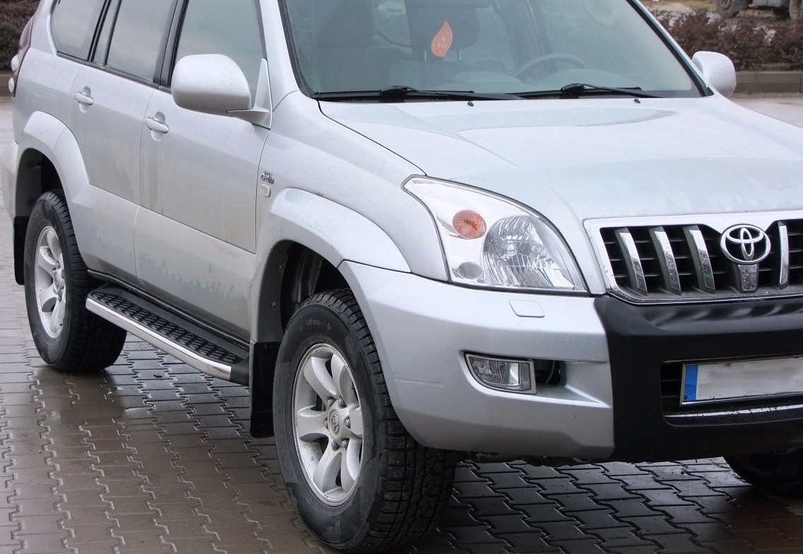 Toyota Land Cruiser Prado 3.4 2009 photo - 11