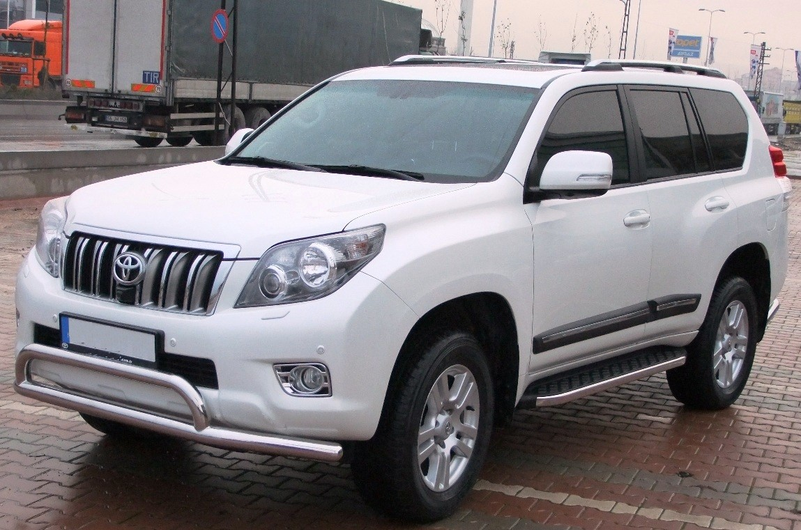Toyota Land Cruiser Prado 3.4 2009 photo - 12