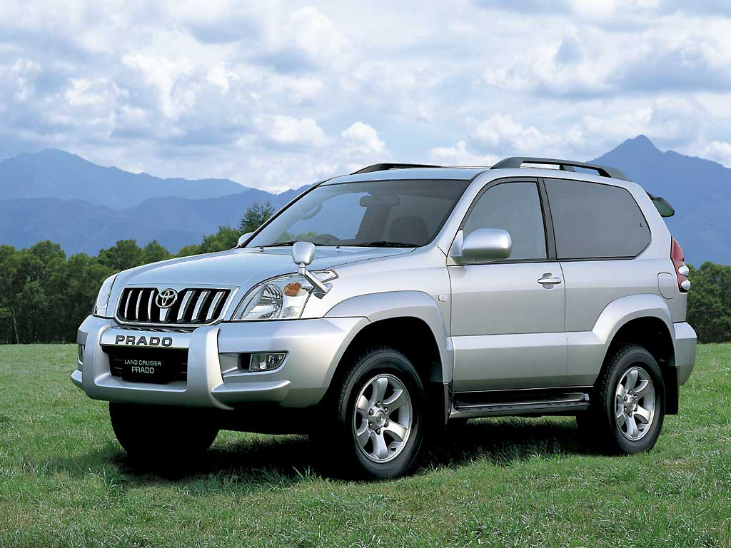 Toyota Land Cruiser Prado 3.4 2009 photo - 3