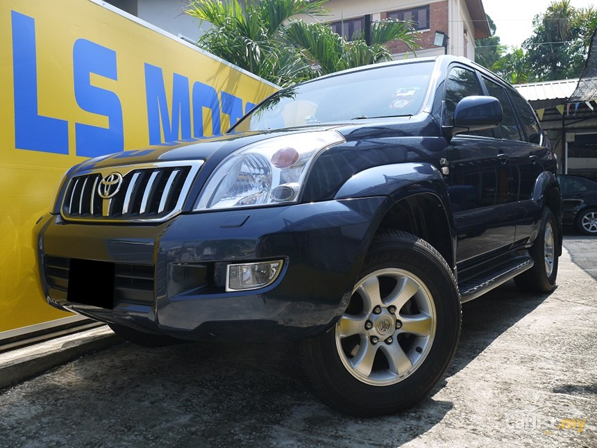 Toyota Land Cruiser Prado 3.4 2009 photo - 4