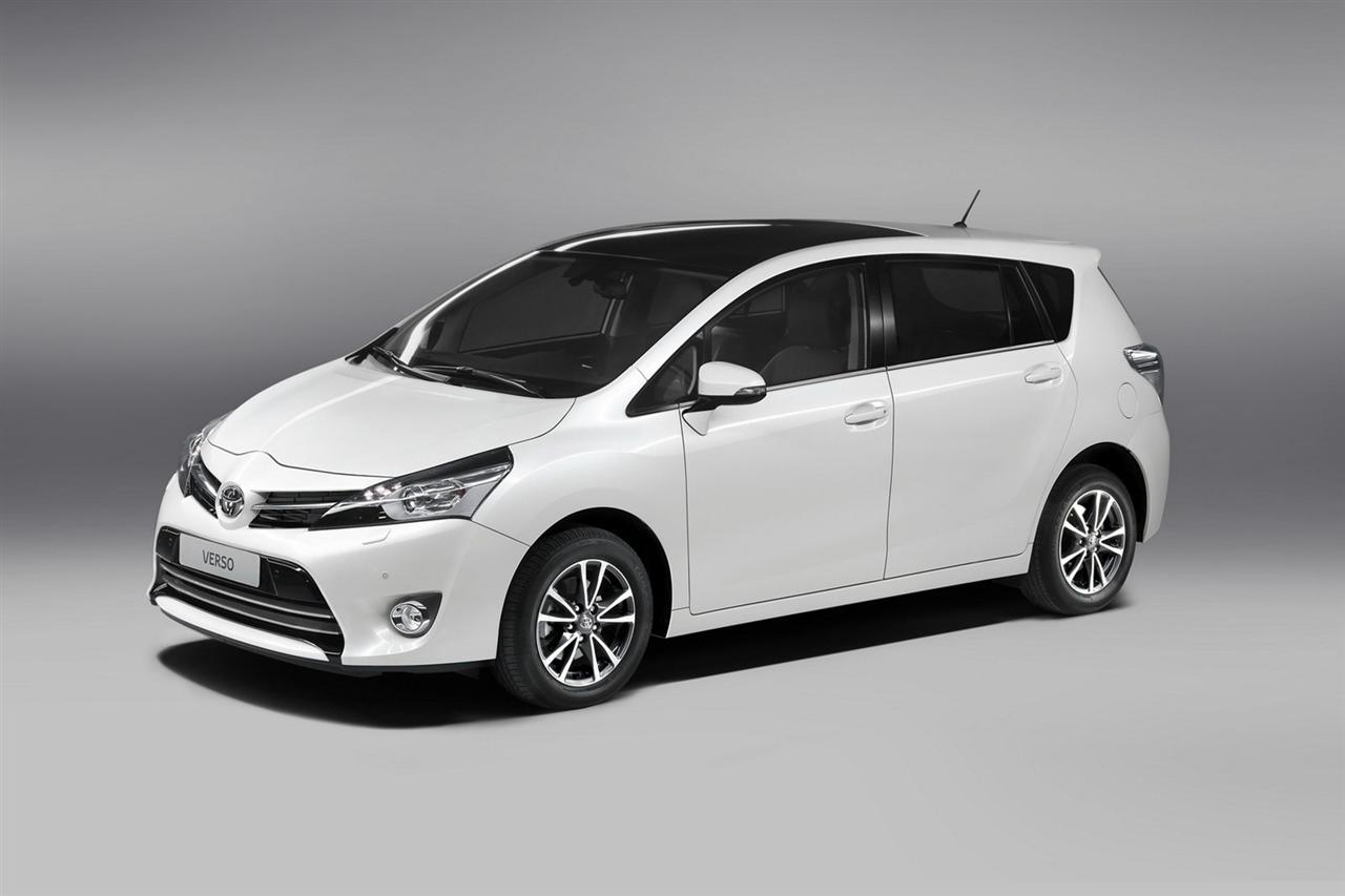 Toyota Verso 1.6 2013 photo - 1