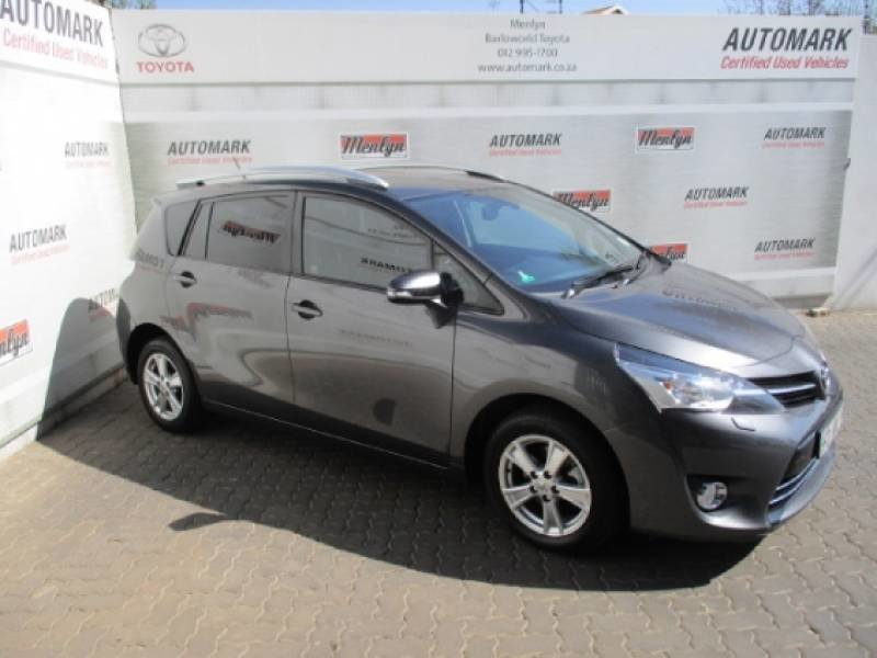 Toyota Verso 1.8 2013 photo - 3
