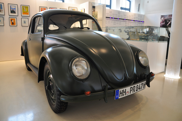Volkswagen Beetle 1.1 1947 photo - 1