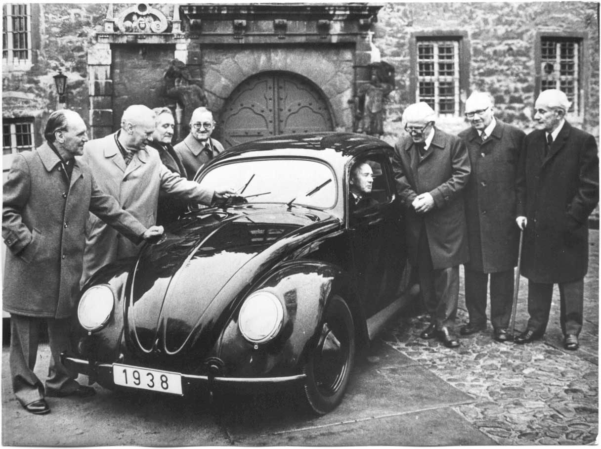 Volkswagen Beetle 1.1 1947 photo - 12