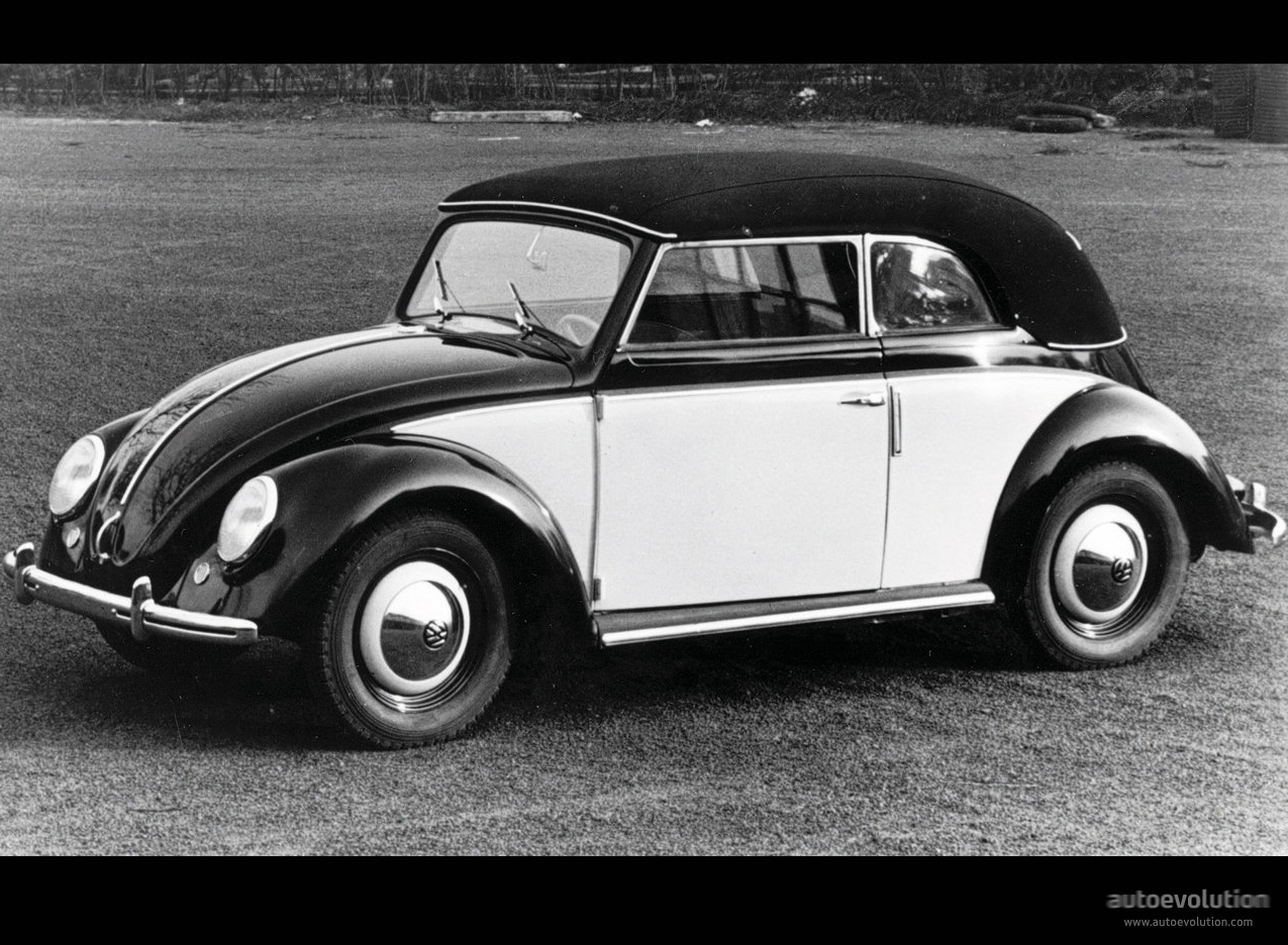 Volkswagen Beetle 1.1 1947 photo - 5