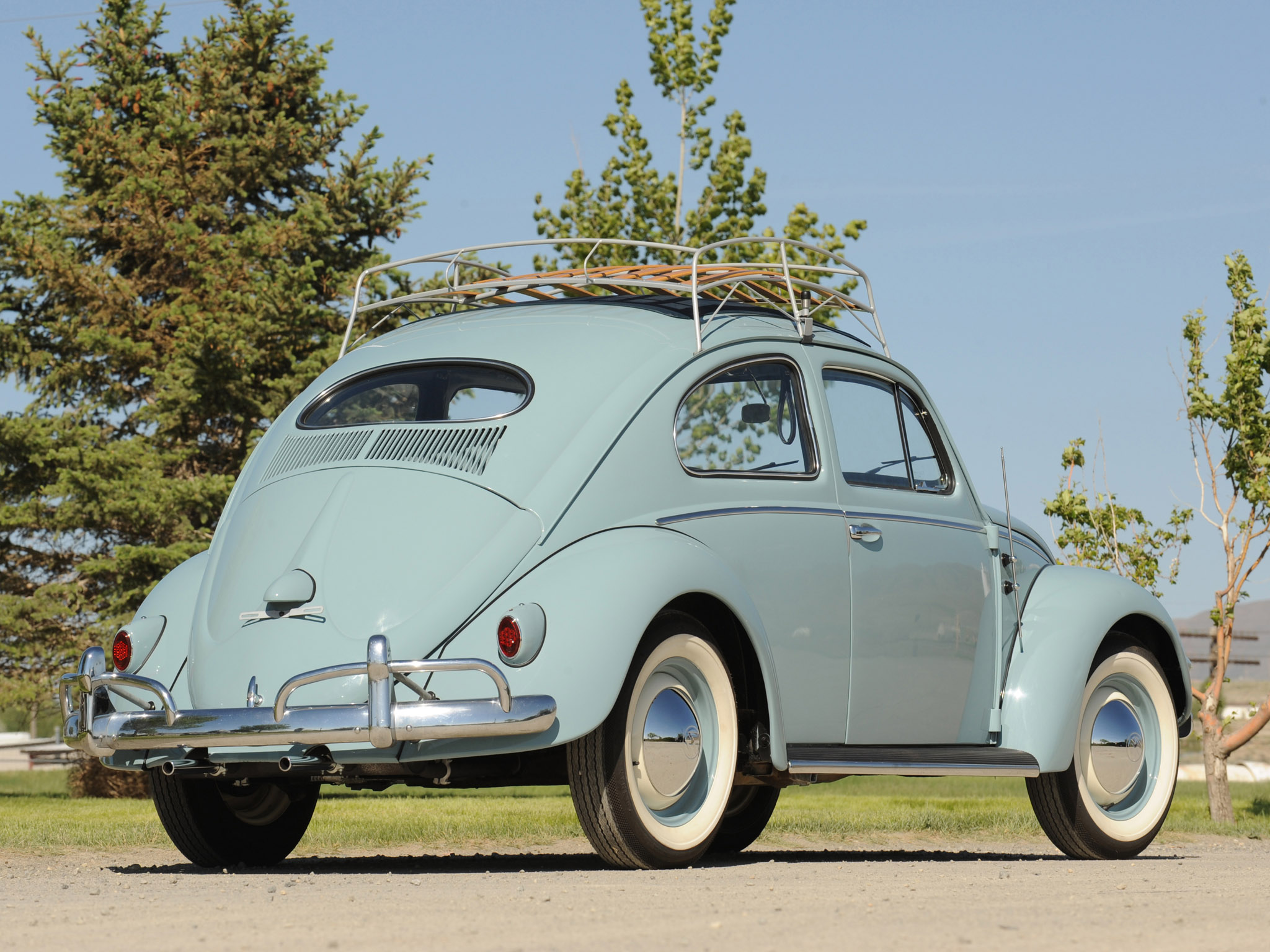 Volkswagen Beetle 1.2 1953 photo - 1