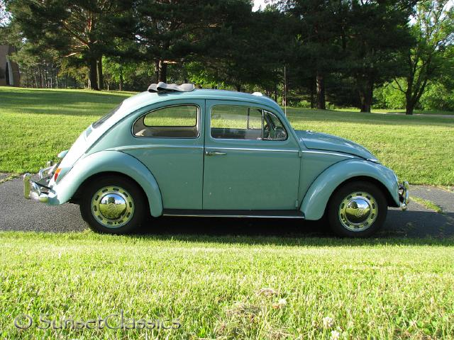 Volkswagen Beetle 1.2 1953 photo - 11