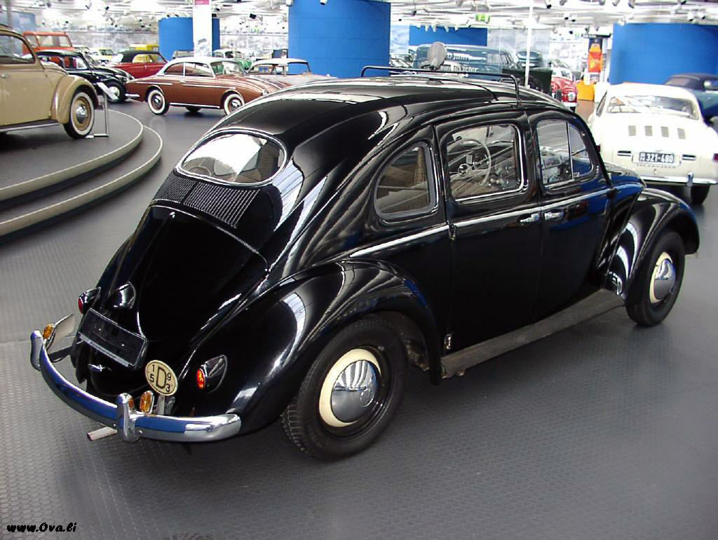 Volkswagen Beetle 1.2 1953 photo - 12
