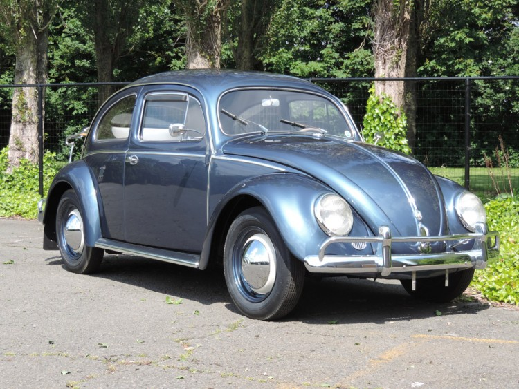 Volkswagen Beetle 1.2 1953 photo - 2