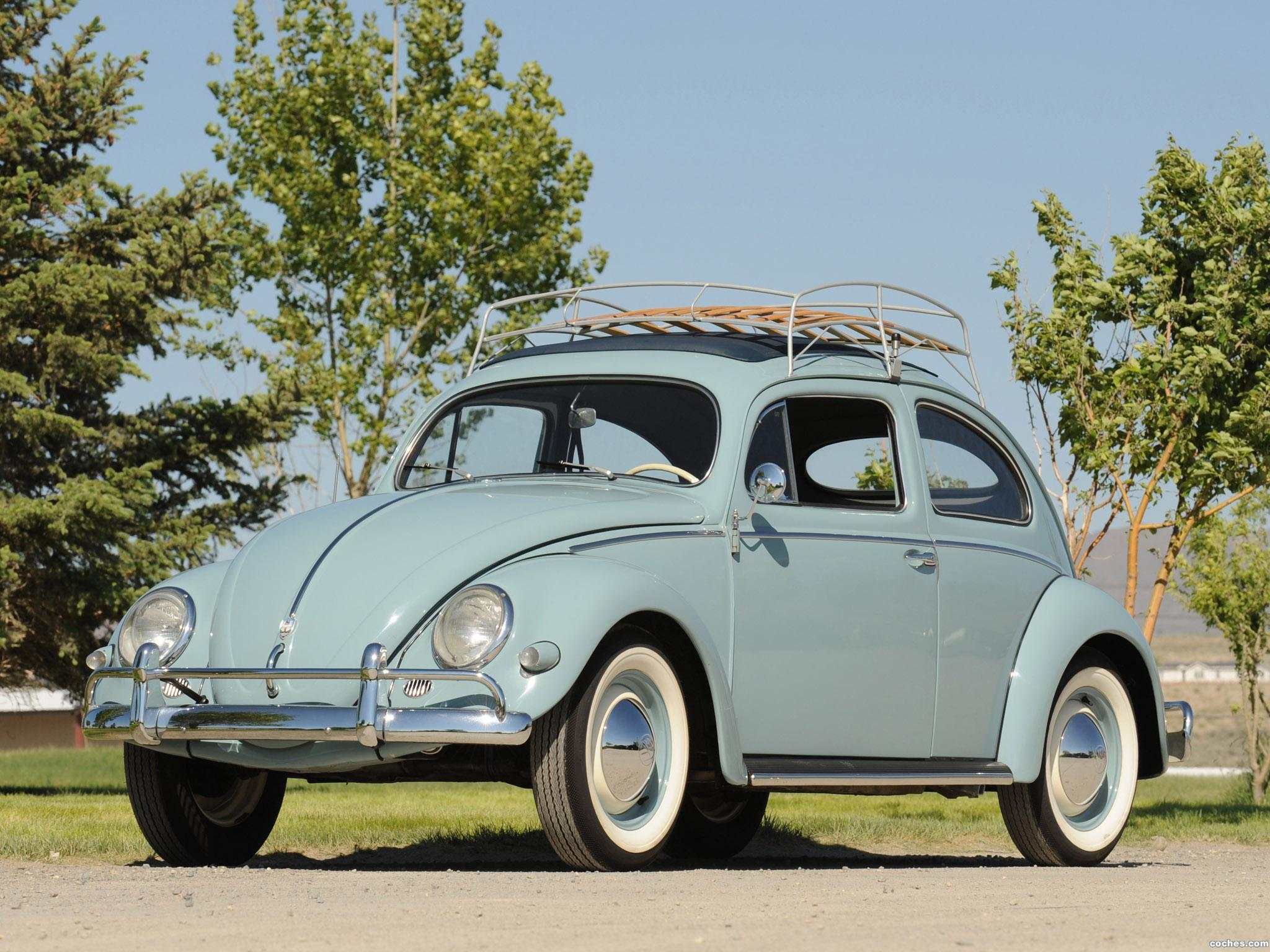 Volkswagen Beetle 1.2 1953 photo - 5