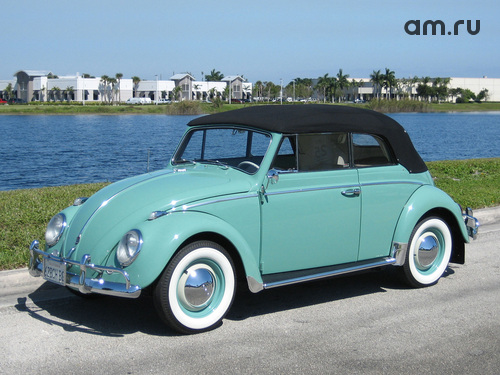 Volkswagen Beetle 1.2 1953 photo - 6