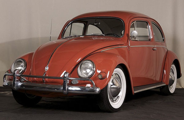 Volkswagen Beetle 1.2 1953 photo - 7