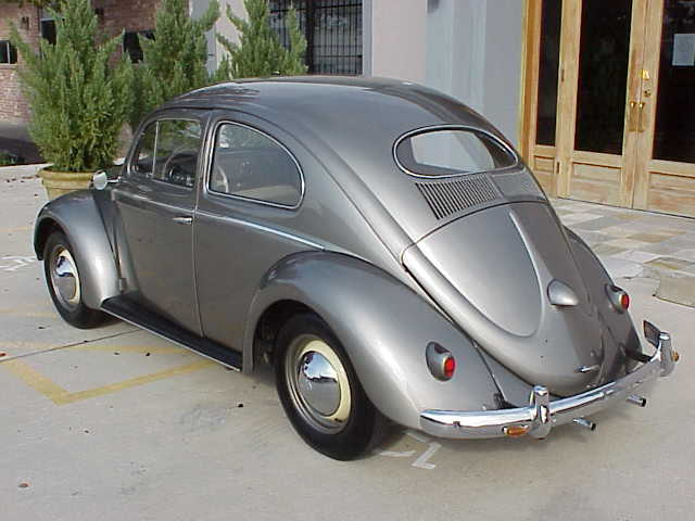 Volkswagen Beetle 1.2 1953 photo - 8
