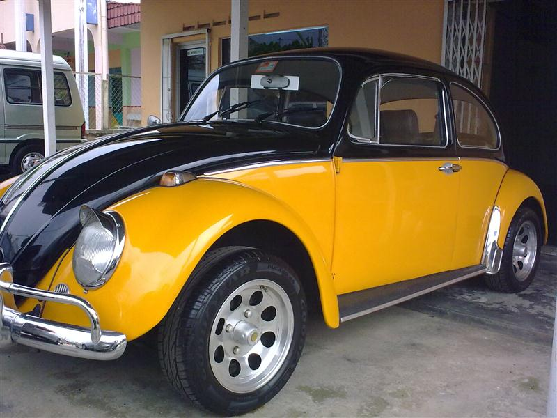 Volkswagen Beetle 1.2 1970 photo - 1